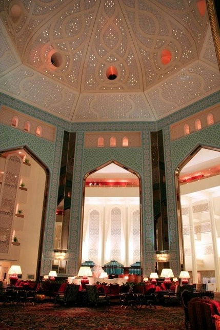Modern Islamic Interior Design On Behance: 17 Best Images About Modern Islamic Architecture On