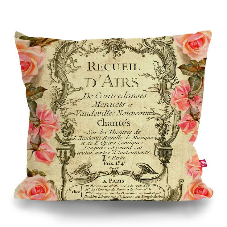 Cushion Cover PARIS OPERA by Sticky!!!