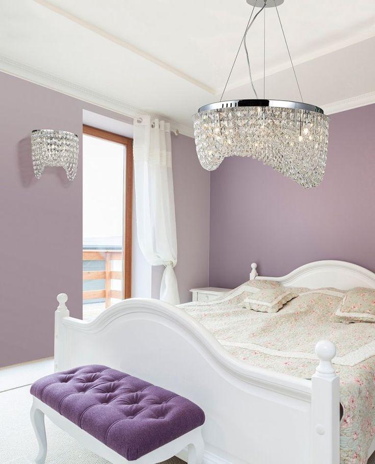 Azzardo Lampa wisząca Carmen 5102-6PX : Sklep internetowy Elektromag Lighting #glamour #lighting #oświetlenie #homedesign #interiors #crytals
