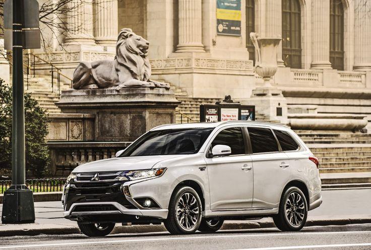 Mitsubishi Outlander PHEV 2018 - VUS hybride et rechargeable à traction intégrale