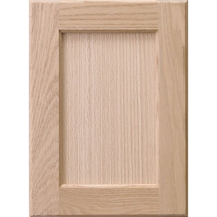 Surfaces Dalton 15 In X 11 In Wood Red Oak Square Cabinet Sample Dalsq Wood Cabinet Doors Red Oak Raised Panel Cabinets
