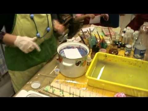 metodo della marmorizzazione con acqua.avi