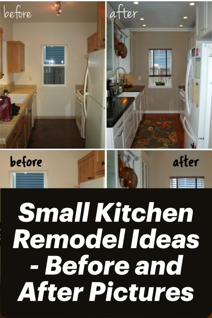 Small Kitchen Ideas On A Budget Before After Remodel Pictures Of Tiny Kitchens Clever Diy Ideas Country Kitchen Farmhouse Kitchen Remodel Kitchen Remodel Small