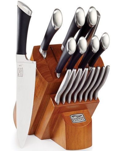 I you are tired of working with the dull and abused knives, do yourself a favour and get a quality #KitchenCutlery set that will outlast you!