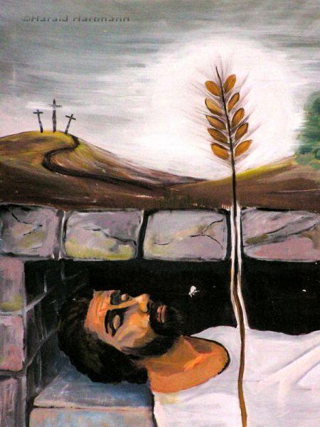 Karsamstag Auferstehung Jesu