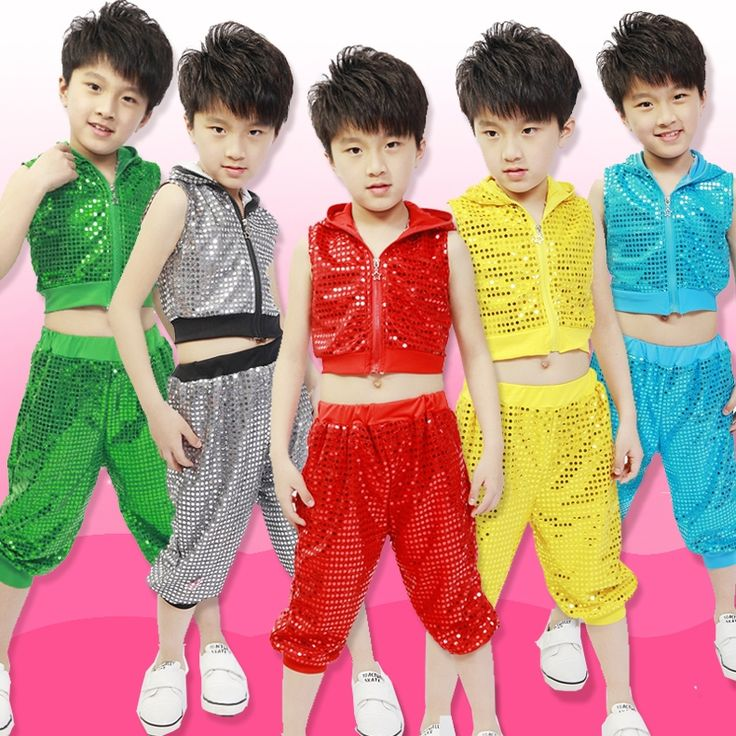 18.88$  Watch here - http://alihn1.shopchina.info/go.php?t=32790569904 - 2016 Spring Summer children's clothing set Costumes Harem Hip Hop dance shorts &  Flashes Sequin Hooded Vest kids suits twinset 18.88$ #SHOPPING