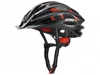Capacete para Ciclismo Tam. G 58 a 62 cm - Atrio Inmold com Led