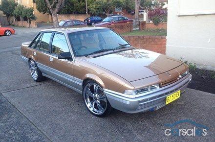 1987 Holden Calais VL Turbo