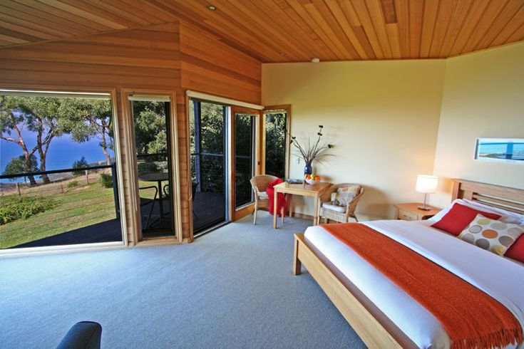 Great Ocean Road, Apollo Bay, B&B a Room with a View, www.roomwithaview.com.au