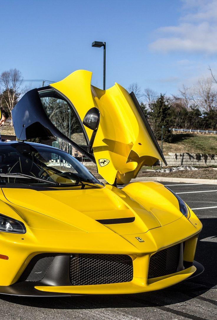 Ferrari Laferrari   Drive a Ferrari @ http://www.globalracingschools.com