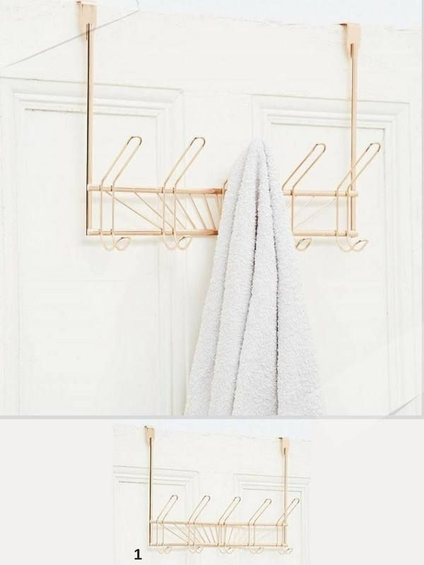 17 meilleures id es propos de rangement de serviette de - Porte serviette a suspendre ...