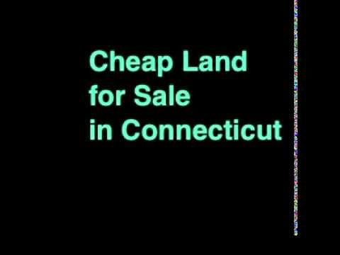 Cheap Land for Sale in Connecticut Cheap Land for Sale in Connecticut! http://www.CheapLands.com has the cheapest most affordable land deals in northern, southern, eastern, western, & central Connecticut.  Cheap Land for Sale in Connecticut- 1 Acre in Hartford, CT 06101 Cheap Land for Sale in Connecticut- 1 Acre in Hartford, CT 06101  (For Testing Only)  * There will be no delinquent back year taxes at time of conveyance. Current year taxes are the buyer's responsibility.  More cheap land…