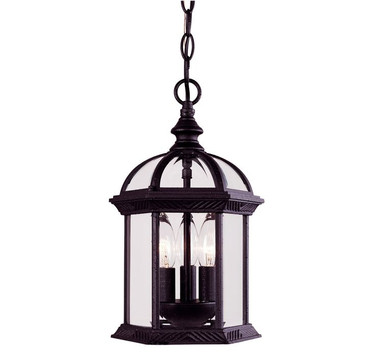 Kensington 3-Light Outdoor Hanging Lantern