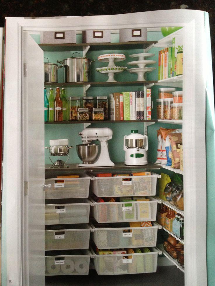 69 best elfa shelving - Kitchen images on Pinterest | Elfa ...