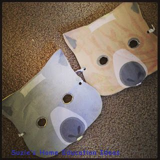 Koala Masks and several other Australian animal crafts. Links to other sites for instructions.