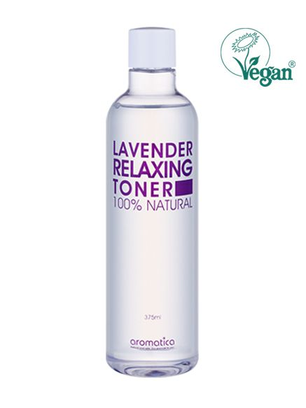 Lavender Relaxing Toner - Natural and safe, our promise to you.