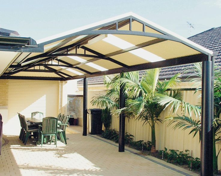 12 Amazing Aluminum Patio Covers Ideas and Designs … | Pinteres…