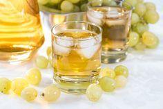 Frischer Traubensirup #grape #syrup #drink #selfmade #recipe