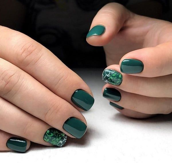 The Most Fashionable Manicure 2019 2020 Top New Manicure Trends