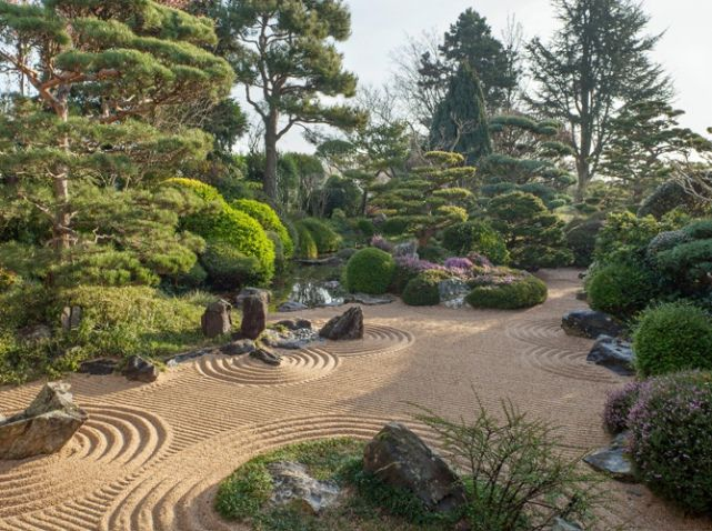 Mais de 1000 ideias sobre jardins zen no pinterest - Jardines japoneses zen ...