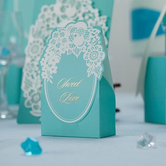 Personalized Wedding Favor Bags
