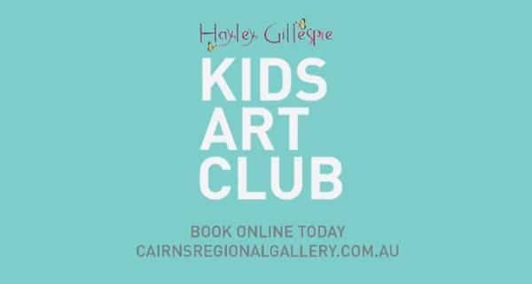 Saturday (4/3/17) saw the Gallery Kids Art Club with Hayley Gillespie at her studio. The children aged 8 to 12 years enjoyed a 2-hour session exploring her work