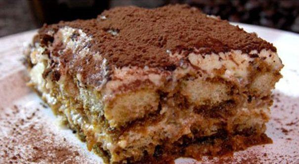 Tiramisu dessert - den velkendte italienske dessert der bestemt ikke skuffer.