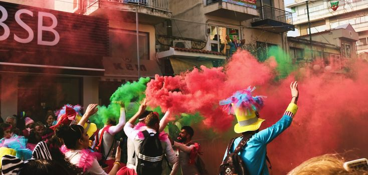 Basically,  Holi celebrated in the months of February and March each year. Basically,  It is a two day Spring festival with the first day called Chhoti as well as Holika Dahan and the second day called Dhuleti or Rangwali Holi. The festival celebrates sharing and love as well as colours. Hence, We are sharing Happy Holi 2018 date in Hindi calendar.