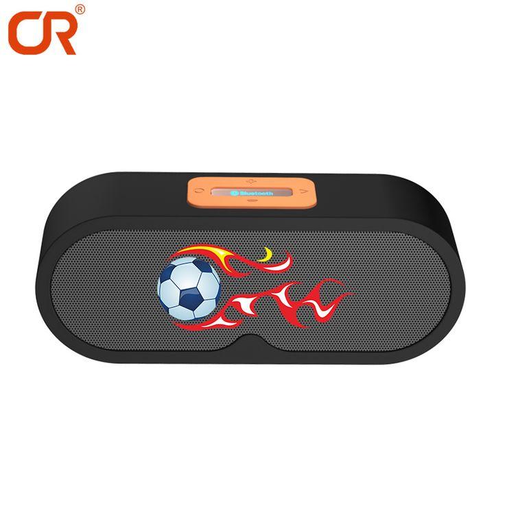2017 Christmas Gift New Style Creative Portable MP3 music Player FM Radio Mini Wireless Speaker