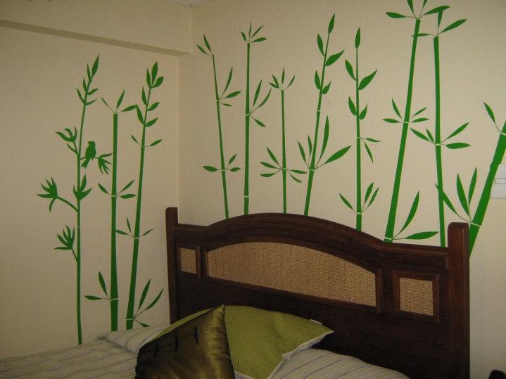Bambu vinyl