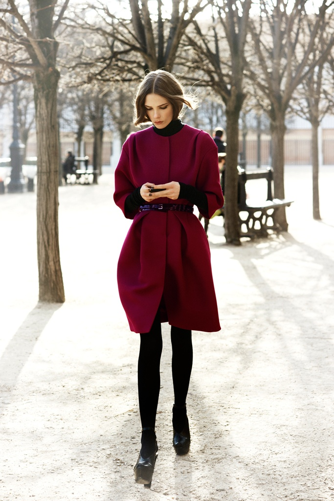 ugh, I just want everything plum-colored.