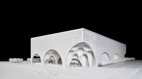 Arch2o- Aleppo Opera House  PROMONTORIO