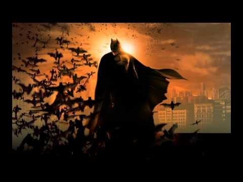 A musical history of Batman - from the original TV series to the Dark Knight Rises.