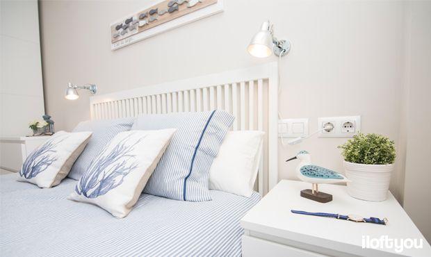 #proyectopalamos #iloftyou #interiordesign #ikea #palamos #costabrava #lowcost #malm #maisonsdumonde #ribba #enje #bardu #pax #bedroom