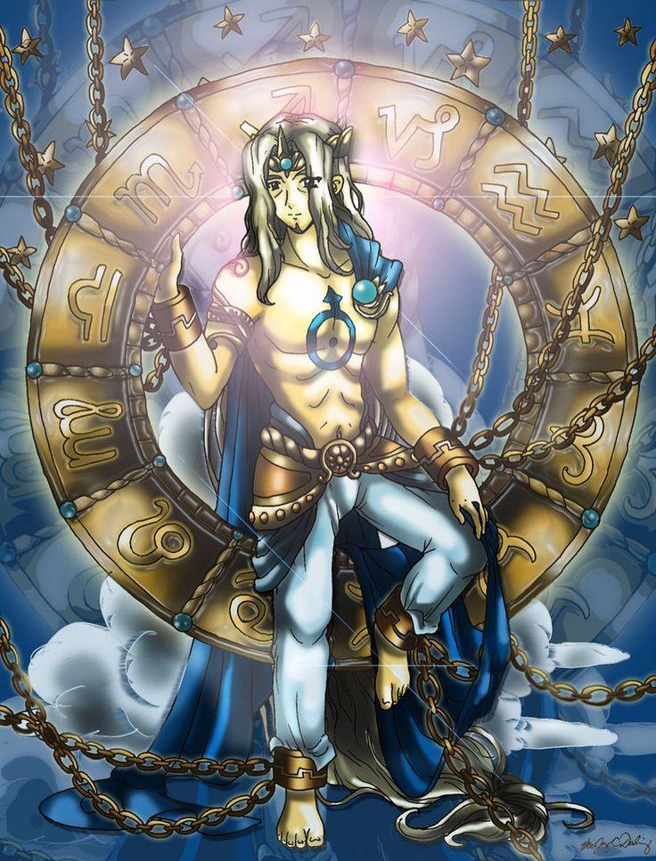 Uranus Roman God Uranus | Mythological ...