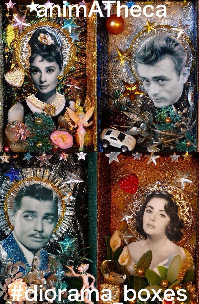 Audrey, Jimmy, Clark and Liz