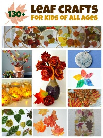 Bring the beauty of fall leaves indoors with fall leaf crafts for kids. We have over 130 crafts using fall leaves or other materials to mimic fall leaves.