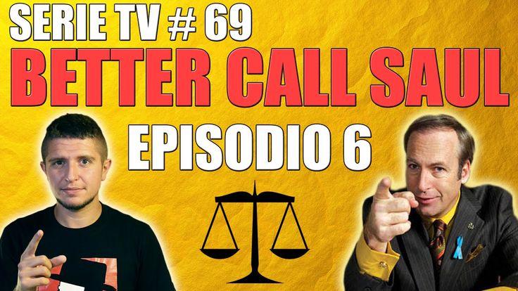 All hail to Mike Ehrmantraut. Recensione lampo (con spoiler) dell'episodio 6 di Better Call Saul, spin off di Breaking Bad che racconta le origini dell'avvocato Saul Goodman