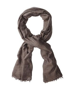 49% OFF Rick Owens Women's Lightweight Scarf (Charcoal)