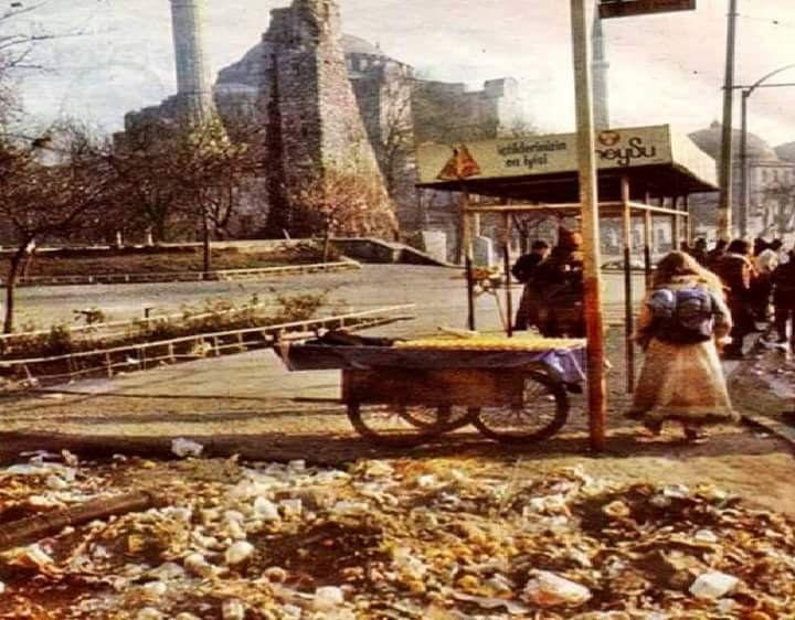 Sultanahmet (1980'ler