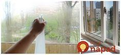 Toto odporúčam každému, kto sa chystá umývať okná: Super zlepšovák, ktorý vám skráti čas umývania až o polovicu!
