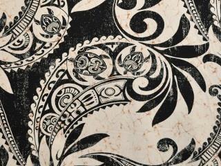 Hawaiian Print Fabric