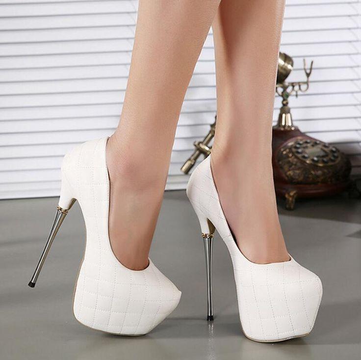 1161 best heels images on Pinterest | High heels, Spiked heels and ...