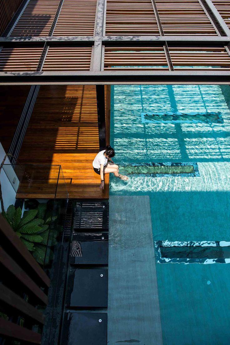 25 mejores im 225 genes de architecture vegetation en pinterest - Gallery Of Joly House Stu D O Architects 9