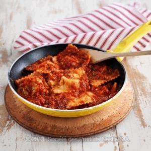 Olive & Kashkaval Cheese Ravioli Recipe - Nestle Family ME