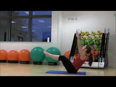 Abs & Core Blast - Week 5 - Loughborough Sport - YouTube
