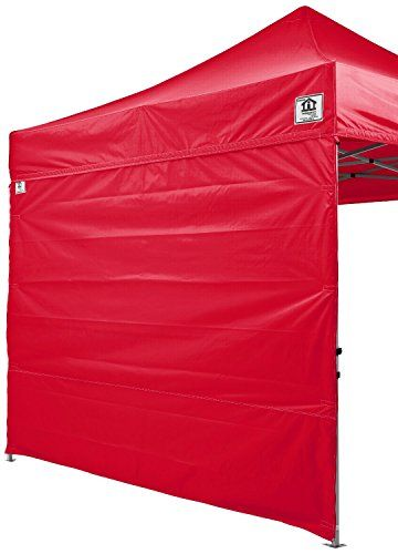 10x10 Girls Bedroom: Impact Canopy 10x10 Canopy Tent Solid Sidewalls/WHITE