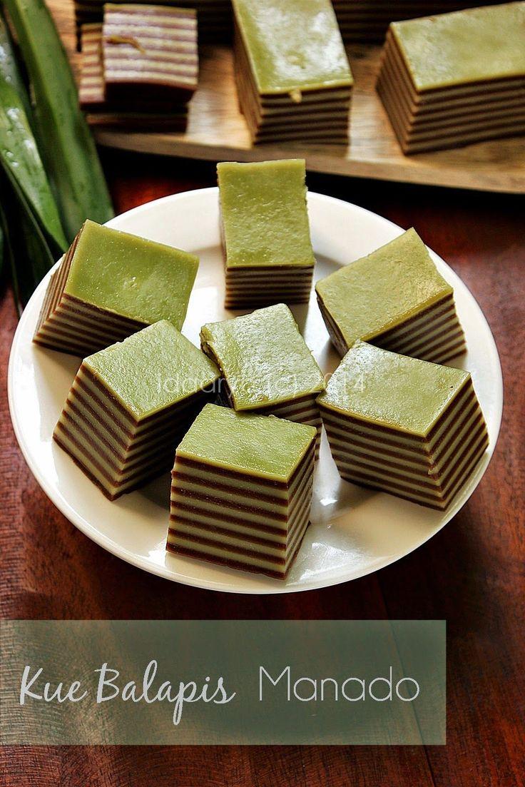 Ida's Homemade......: Kue Balapis (Manado)