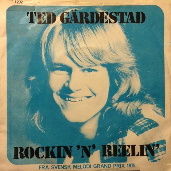 Rockin 'n' Reelin - Ted Gärdestad - Melodifestivalen 1975