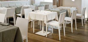 Pedrali Young 425 | Sedia in legno con braccioli design moderno